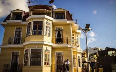 HOTEL CASA VANDER