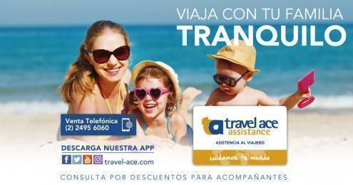 TRAVEL ACE BANNER