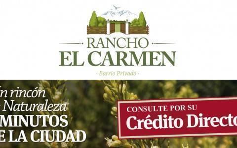 BANNER RANCHO EL CARMEN