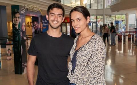 Rodrigo Jeria y Catalina Cáceres