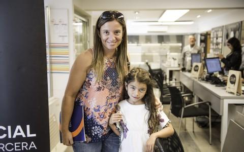 Constanza Niemeyer y Laura Campaña