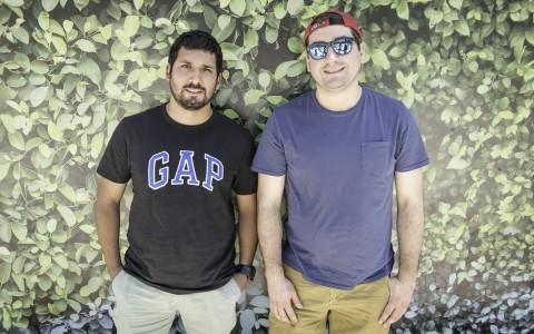 César Zuloaga y Gonzalo Moya
