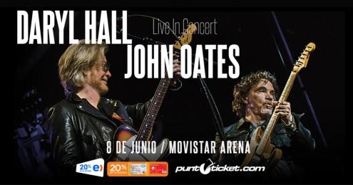 DARYL HALL - JOHN OATES